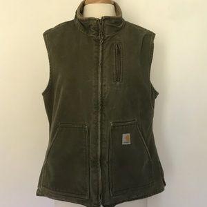 Woman's Carhartt Vest